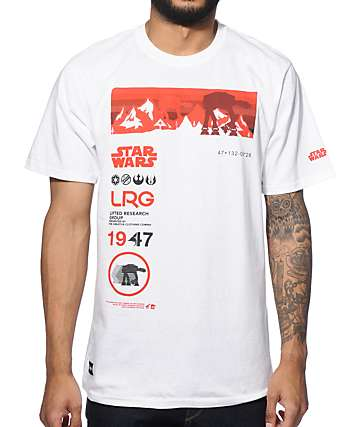 LRG x Star Wars The Iconic T-Shirt