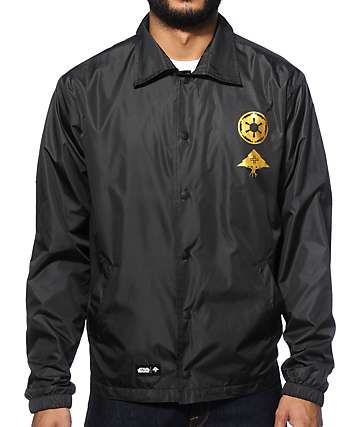 LRG x Star Wars The Vader Coach Jacket