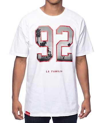 La Familia 1992 White T-Shirt