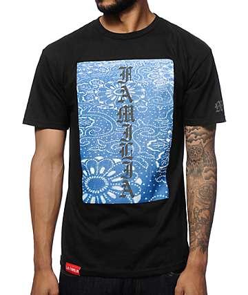 La Familia Street Gothic Reflective T-Shirt