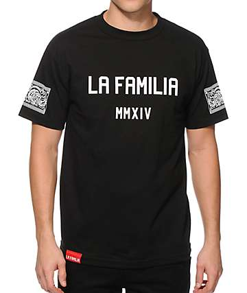 La Familia Stripes T-Shirt