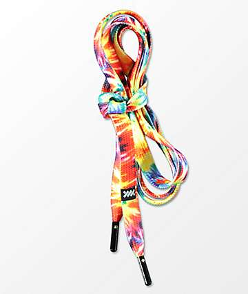 Lacorda OG Tie Dye Shoelace Belt