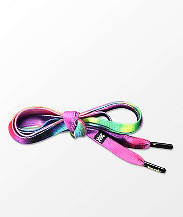 Lacorda Tie Dye 2 Shoelace Belt