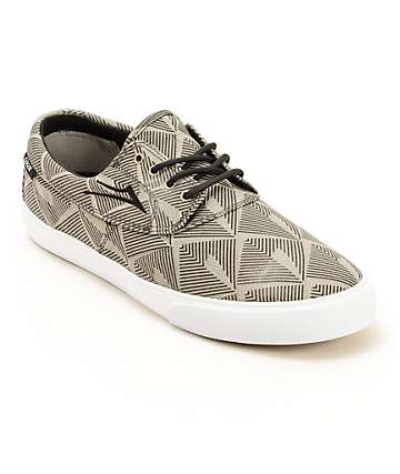 Lakai Camby Geo Skate Shoes