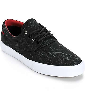 Lakai Camby Marble Skate Shoes