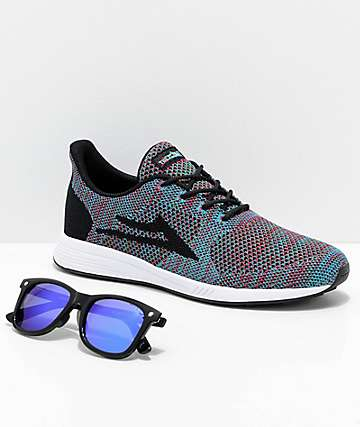 Lakai Evo RGB The Flare Woven Knit Shoes