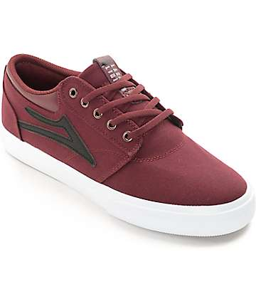 Lakai Griffin Port Canvas Skate Shoes