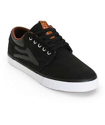 Lakai Griffin Textile Skate Shoes