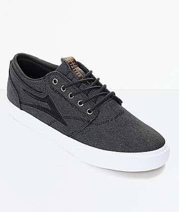 Lakai Griffin zapatos de skate en blanco y negro