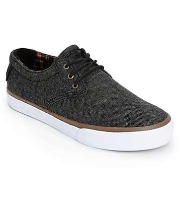 Lakai MJ Tweed Skate Shoes