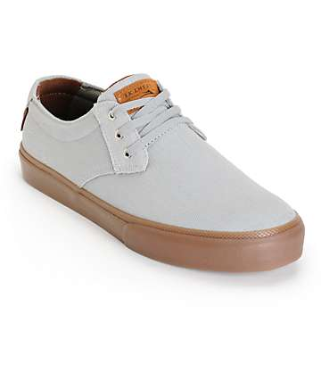 Lakai MJ Twill Skate Shoes