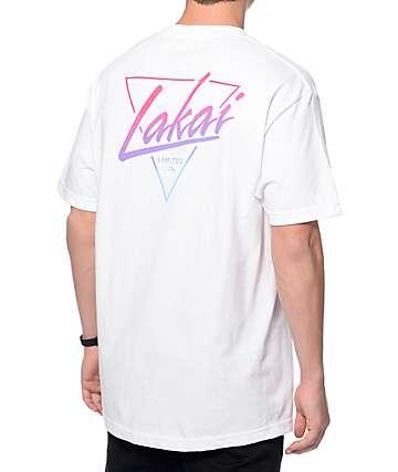 Lakai Maui White T-Shirt