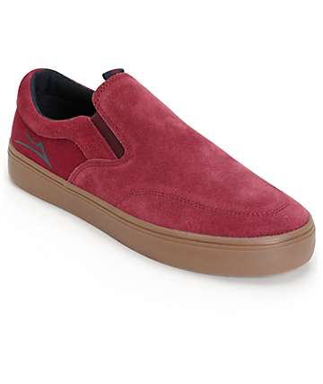 Lakai Owen Slip On Shoes