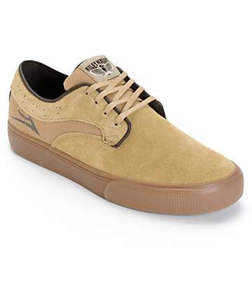 Lakai Riley Hawk Skate Shoes