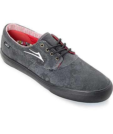 Lakai x Hello Sanrio Camby zapatos de skate en ante negro