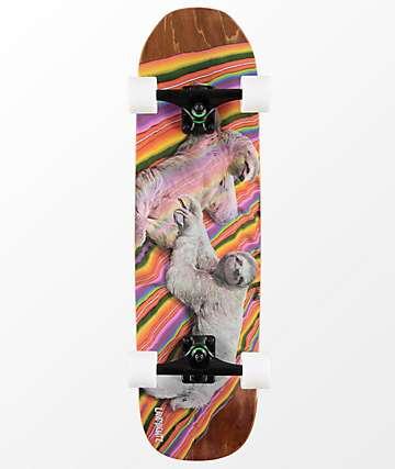 "Landyachtz ATV Sloth 31"" Cruiser Complete Skateboard"