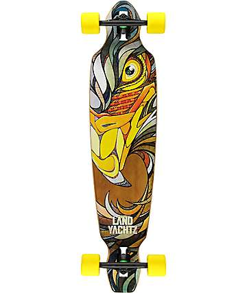 "Landyachtz Battle Axe Eagle 40"" Longboard Complete"