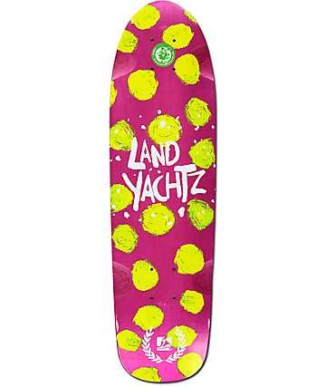 "Landyachtz Dinghy Polka Dots 28.5""  Cruiser Skateboard Deck"