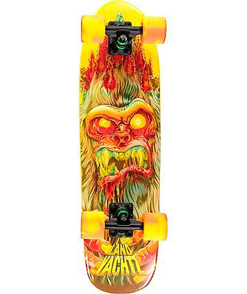 "Landyachtz Dinghy Sasquatch 28.5""  Cruiser Complete Skateboard"