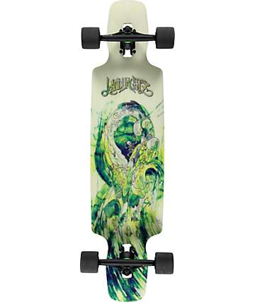 "Landyachtz Drop Carve 37"" Drop Through Longboard Complete"