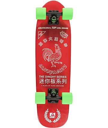 "Landyachtz Hot Sauce Dinghy 28.5"" tabla de skate cruiser completo"