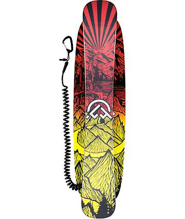 "Landyachtz Sunrise 35"" Bi-Level Snowskate"
