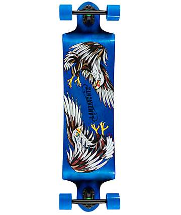 "Landyachtz Switch Eagle 40"" longboard completo"