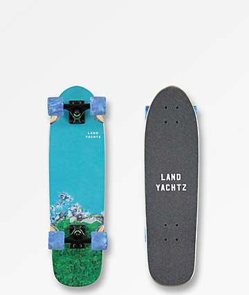 "Lanyachtz Dinghy Honey Island 28.5"" Cruiser Complete Skateboard"