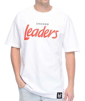 Leaders Chicago Leaders White T-Shirt