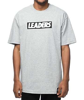 Leaders Leader Blur camiseta gris