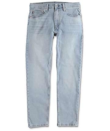 Levi Reznor 502 jeans lavado azul claro
