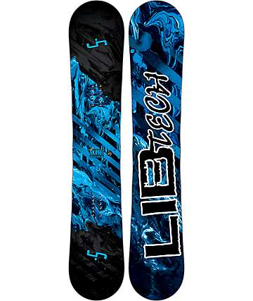 Lib Tech Skate Banana BTX 156cm tabla de snowboard ancha