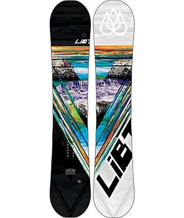 Lib Tech Travis Rice Pro C2 BTX 157cm tabla de snowboard ancha