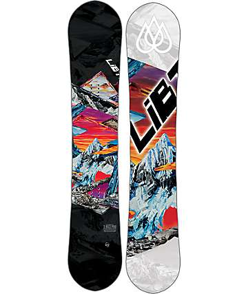 Lib Tech Travis Rice Pro C2 BTX 164.5cm Wide Snowboard
