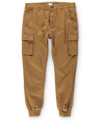 Lira Sahara Twill Cargo Jogger Pants
