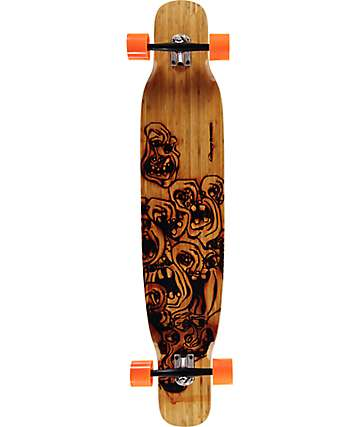 "Loaded Bhangra Flex 2 48.5""  Longboard Complete"