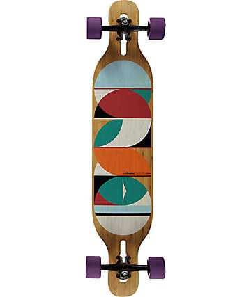 "Loaded Dervish Sama Flex 2 42.8""  longboard completo"