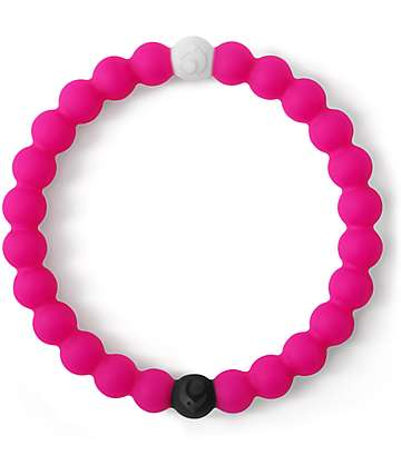 Lokai Pink Breast Cancer pulsera