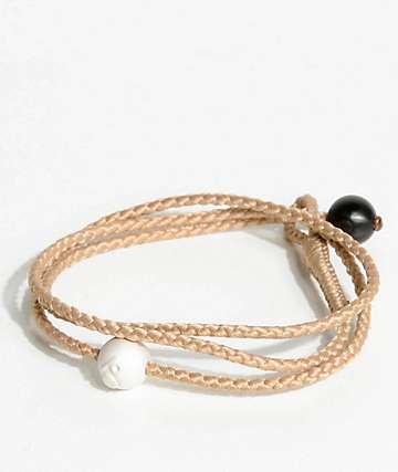 Lokai Triple Wrap Sand Bracelet