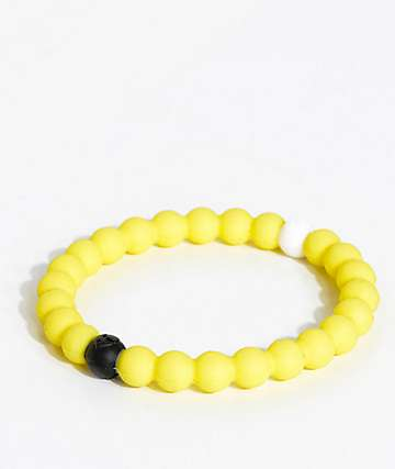 Lokai Yellow Pediatric Cancer Bracelet