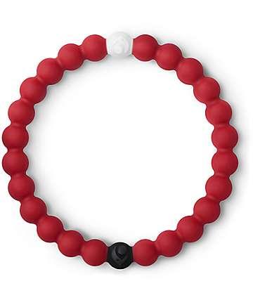 Lokai pulsera roja
