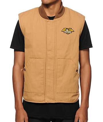 Loser Machine Condor II Canvas Vest