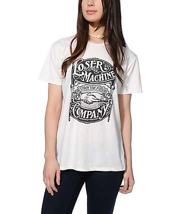 Loser Machine Destroy The Future T-Shirt