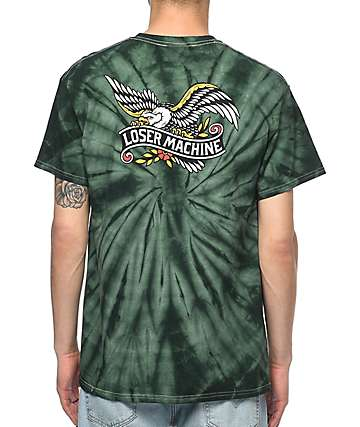Loser Machine Glory Bound camiseta con efecto tie dye