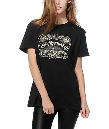Loser Machine Grim Luck T-Shirt