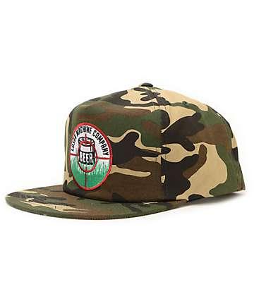 Loser Machine Paragon Snapback Hat