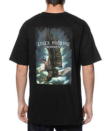 Loser Machine Velvet Wings T-Shirt