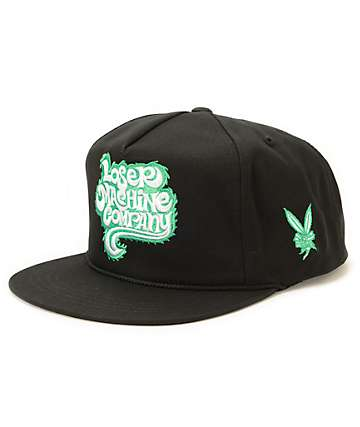 Loser Machine Yerba Snapback Hat