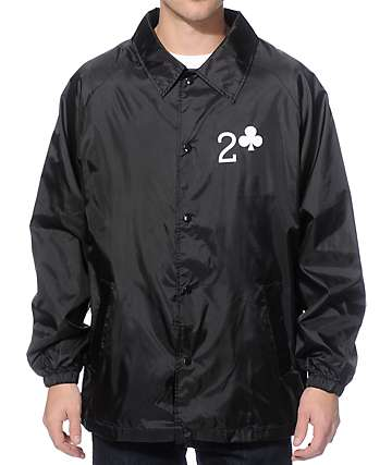 Low Card Last Place Coach Jacket