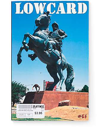 Lowcard Issue 56 Skateboard Magazine